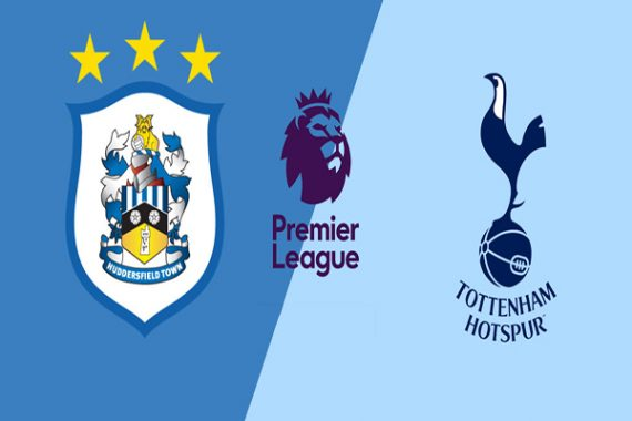 Link sopcast: Huddersfield vs Tottenham 21h00 ngày 29/9
