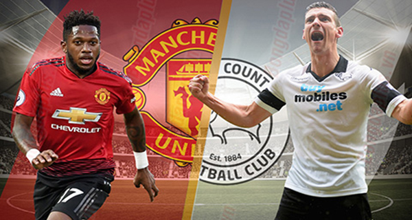 Link sopcast: Manchester United vs Derby County