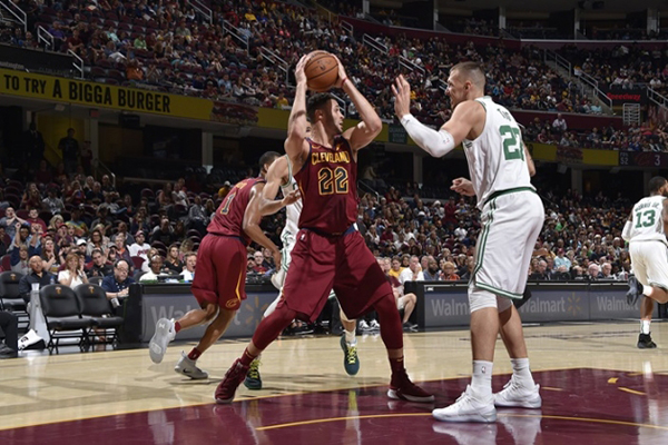 LA Clippers xử đẹpLA Lakers: Cleveland Cavaliers thắng lợi
