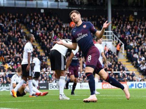 Thông tin chính thức Aaron Ramsey phản bội Arsenal