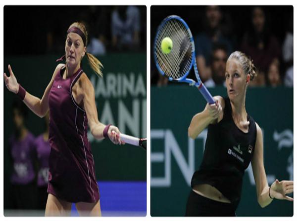 Bán kết nữ WTA Finals 2018