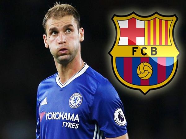 Barca chiêu mộ sao cũ Chelsea bổ sung hàng thủ