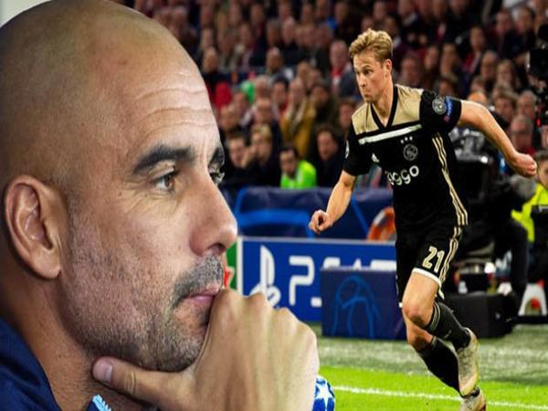 Chuyển nhượng sáng 28/10: Guardiola chi đậm để ký hợp đồng với De Jong