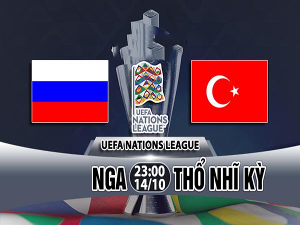 Link sopcast: Nga vs Thổ Nhĩ Kỳ