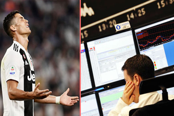 Ronaldo không tránh khỏi tội hiếp dâm: juve lõm