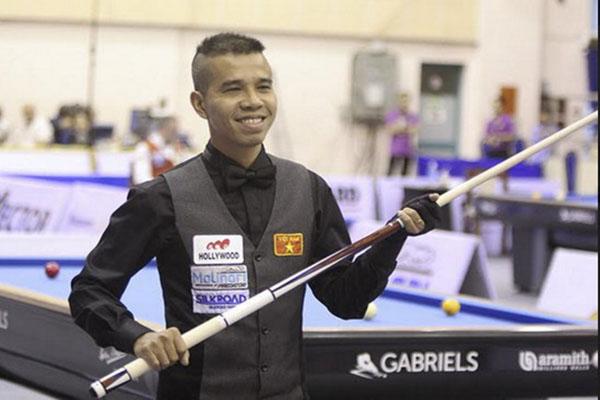 Việt Nam quyết lọt top 3 giải Bi-a Carom