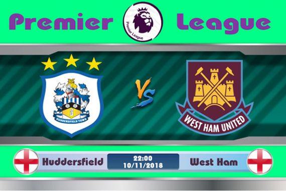 Link sopcast: Huddersfield vs West Ham, 22h00 ngày 10/11