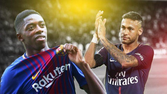 Tin chuyển nhượng 27/11: Dembele đòi ra đi, Barca đón Neymar trở lại
