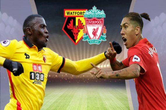 Link sopcast: Watford vs Liverpool, 22h00 ngày 24/11
