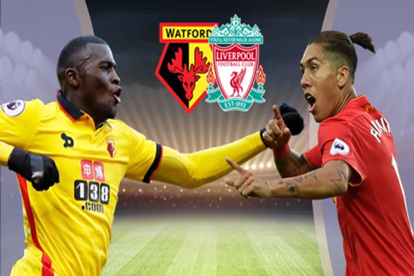 Link sopcast: Watford vs Liverpool