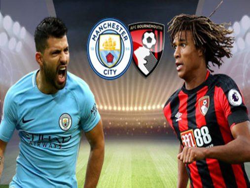 Link sopcast: Man City vs Bournemouth (22h, 1/12)