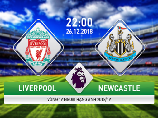 Link sopcast: Liverpool vs Newcastle, 22h00 ngày 26/12