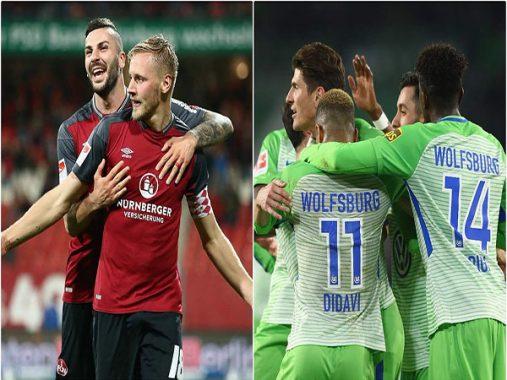 Link sopcast: Nurnberg vs Wolfsburg, 02h30 ngày 15/12