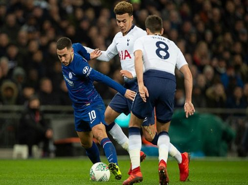 Link xem trực tiếp Chelsea vs Tottenham 02h45 ngày 25/1