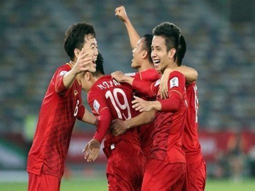 Đội hình Việt Nam đấu Iraq