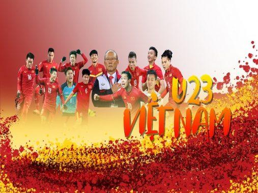 Tuyển chọn hình nền U23 Việt Nam đẹp nhất 2019