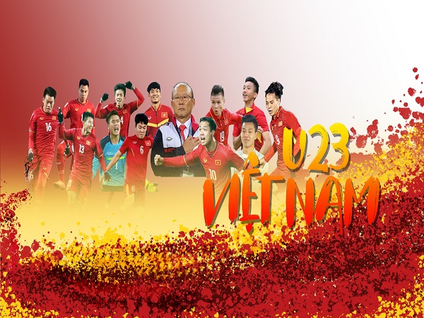 U23 Việt Nam cùng những chiến thắng
