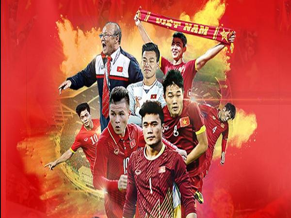 U23 Việt Nam thể hiện sự hùng dũng