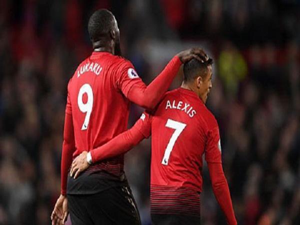 MU đổi Lukaku và Sanchez lấy một ngôi sao