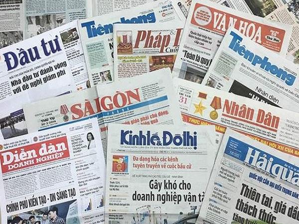 Ý nghĩa điềm báo mơ thấy báo chí