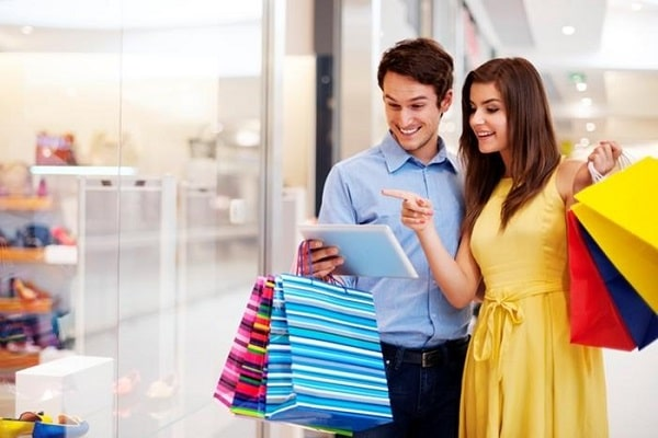 Điềm báo trong giấc mơ thấy mua sắm