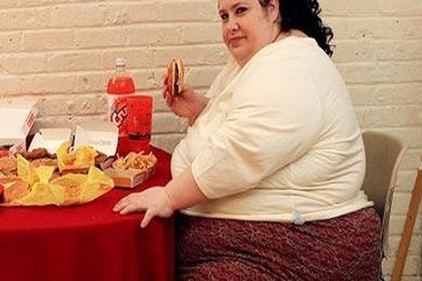 Mơ thấy người béo