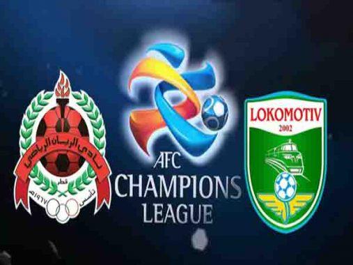 Dự đoán Lokomotiv Tashkent vs Al Rayyan 21h00 ngày 21/5 – AFC Champions League.