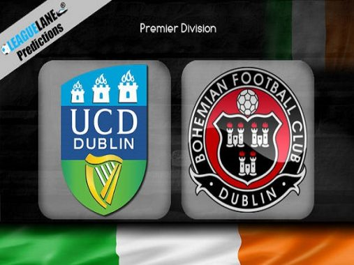Soi kèo UC Dublin vs Bohemians, 1h45 ngày 16/07