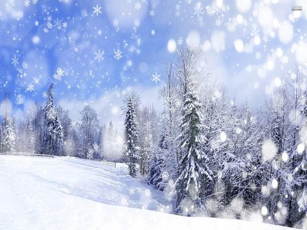 Tổng hợp phân tích con số may mắn khi mơ thấy tuyết