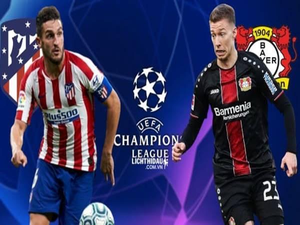 Soi kèo Atletico Madrid vs Bayer Leverkusen, 23h55 ngày 22/10