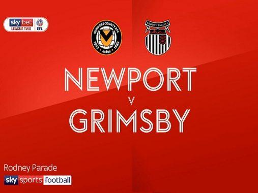 Soi kèo Newport vs Grimsby Town 2h45, 21/11 (FA Cup)