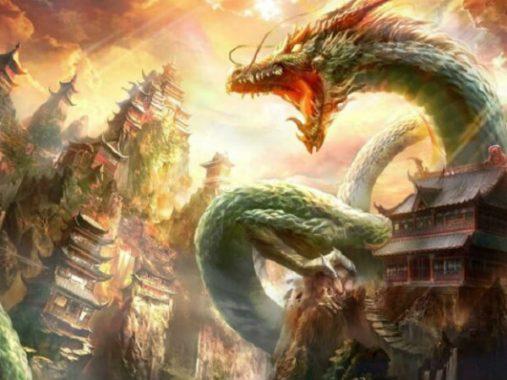 Nằm mơ thấy con rồng bay có ý nghĩa gì đặc biệt?