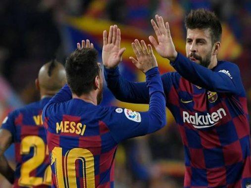 Các ngôi sao Barcelona chấp nhận giảm lương vì dịch bệnh