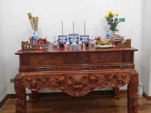 Mơ thấy bàn thờ – Giải mã con số lô đề của giấc mơ thấy bàn thờ