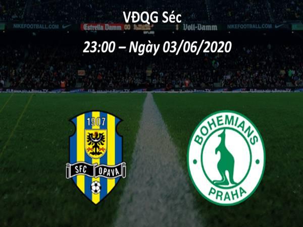 Soi kèo bóng đá Opava vs Bohemians 1905, 23h00 ngày 03/6