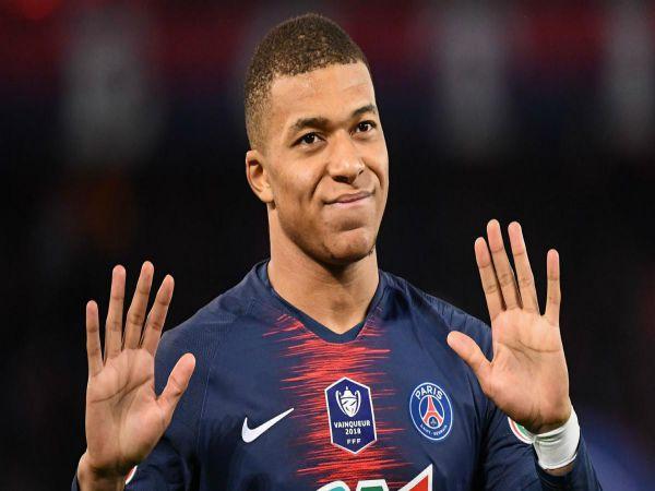 Mbappe chưa vội gia hạn với PSG chờ Real Madrid