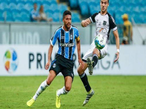 Soi kèo Ceara vs Gremio, 07h30 ngày 13/8, VĐQG Brazil