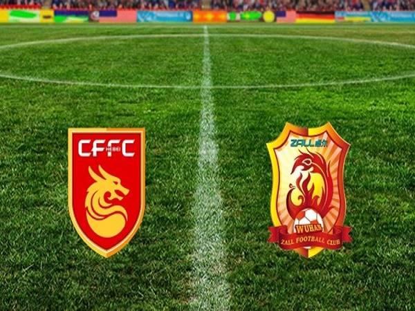 Soi kèo Hebei vs Wuhan Zall 17h00, 21/08 - VĐQG Trung Quốc