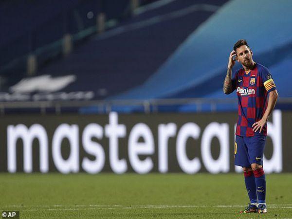 Tin bóng đá chiều 20/8: Messi sẽ chia tay Barca trong mùa hè này