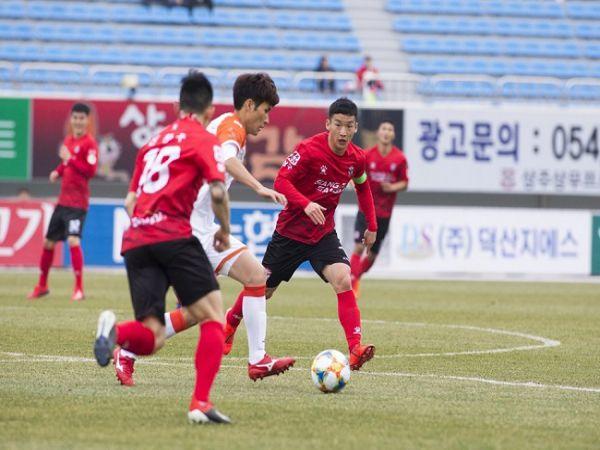 Nhận định bóng đá Gwangju vs Sangju, 18h00 ngày 15/9