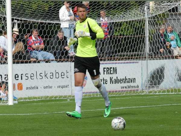 Simon Bloch Jorgensen – thủ môn cao nhất thế giới