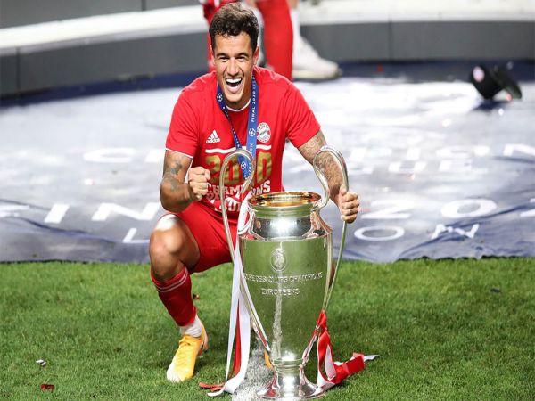 Tin bóng đá chiều 3/9: Bayern Munich trả Coutinho cho Barca