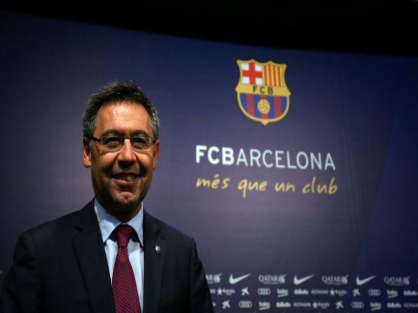 Tin bóng đá tối 25/9: Chủ tịch Atletico Madrid ngợi ca ông Bartomeu