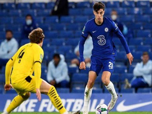 Tin thể thao 24/9: Kai Havertz lập hat-trick giúp Chelsea chiến thắng