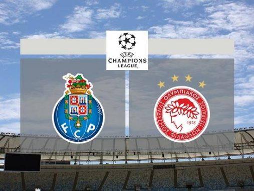 Soi kèo Porto vs Olympiacos 03h00, 28/10 – Cúp C1 Châu Âu