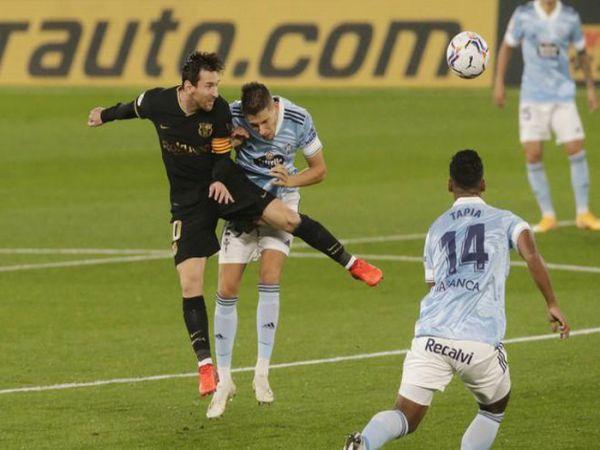 Tin bóng đá sáng 2/10: Đá thiếu người, Barcelona vẫn vùi dập Celta Vigo