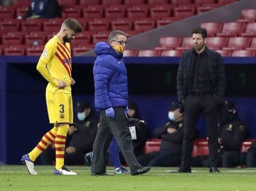 Chuyển nhượng chiều 24/11: Barca mua gấp người thay thế Pique