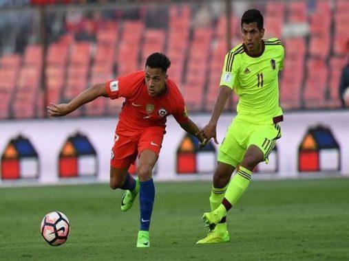 Soi kèo Châu Á trận đấu Venezuela vs Chile (4h00 ngày 18/11)