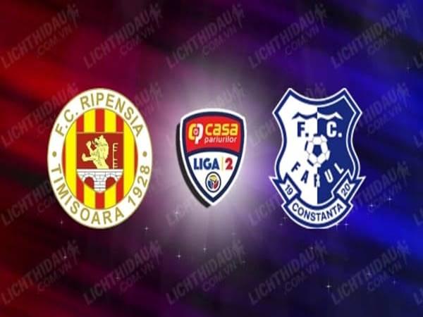 Soi kèo Ripensia Timisoara vs Farul Constanta, 19h00 ngày 14/12