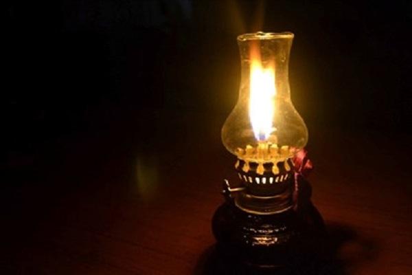 mơ thấy đèn dầu